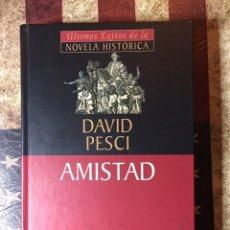 Libros: AMISTAD. Lote 144022677