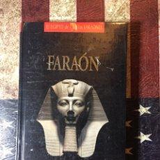 Libros: FARAÓN. Lote 144301210