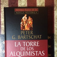 Libros: LA TORRE DE LOS ALQUIMISTAS. Lote 144313677
