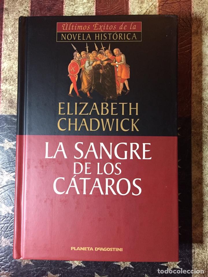 LA SANGRE DE LOS CÁTAROS (Libros Nuevos - Narrativa - Novela Histórica)