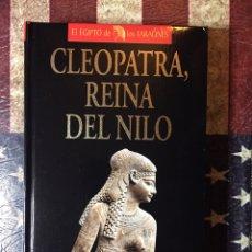 Libros: CLEOPATRA REINA DEL NILO. Lote 144341604