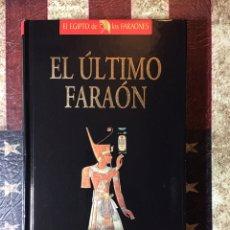 Libros: EL ÚLTIMO FARAÓN. Lote 144434628