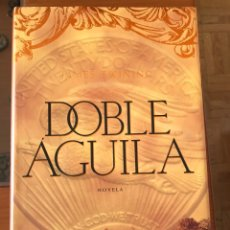 Libros: DOBLE ÁGUILA DE JAMES TWINING. Lote 147564358