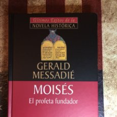 Libros: MOISES EL PROFETA FUNDADOR. Lote 147890286
