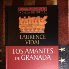 Libros: LOS AMANTES DE GRANADA. Lote 147955720