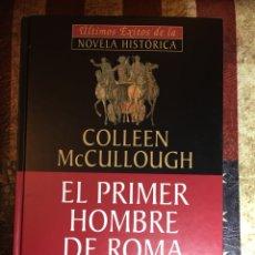 Libros: EL PRIMER HOMBRE DE ROMA. Lote 147957376