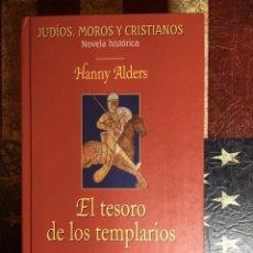 Libros: EL TESORO DE LOS TEMPLARIOS. Lote 147963760