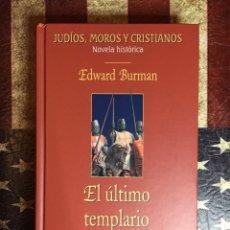 Libros: EL ÚLTIMO TEMPLARIO. Lote 148281794