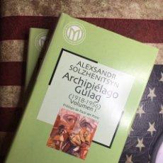 Libros: ARCHIPIÉLAGO GULAC. Lote 148715414