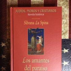 Libros: LOS AMANTES DEL PARAÍSO. Lote 149861701