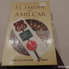 Libros: EL JARDÍN DE AMÍLCAR (GISBERT HAEFS) EDITORIAL EDHASA. Lote 149876742