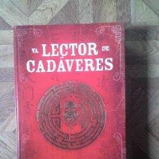 Libros: ANTONIO GARRIDO - EL LECTOR DE CADÁVERES. Lote 150195978