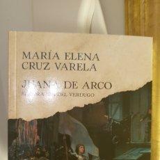 Libros: LIBRO JUANA DE ARCO. Lote 150454773