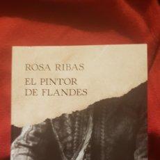 Libros: EL PINTOR DE FLANDES. Lote 151887788