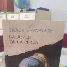 Libros: LA JOVEN DE LA PERLA. Lote 152053285