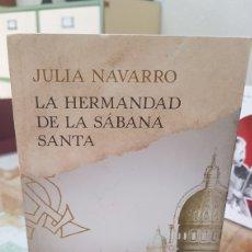 Libros: LA HERMANDAD DE LA SABANA SANTA. Lote 152057949