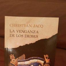 Libros: LA VENGANZA DE LOS DIOSES. Lote 152077557