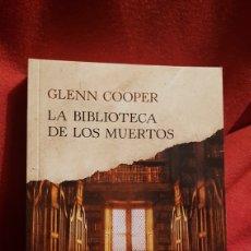 Libros: LA BIBLIOTECA DE LOS MUERTOS.. Lote 152397050