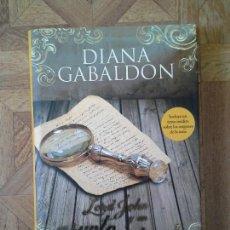 Libros: DIANA GABALDON - LORD JOHN Y UN ASUNTO PRIVADO. Lote 156467444