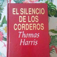 Libros: EL SILENCIO DE LOS CORDEROS-AÑO 1993-THOMAS HARRIS-RBA EDITORES. Lote 154290745