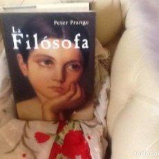 Livros: PETER PRANGE LA FILÓSOFA . Lote 155100222
