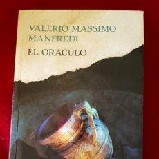Libros: LIBRO. EL ORÁCULO. Lote 155448848