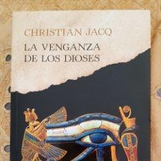 Libros: LIBRO. LA VENGANZA DE LOS DIOSES.. Lote 155449042