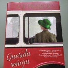 Libros: QUERIDA SEÑORA BIRD DE A. J. PEARCE, 2018. Lote 155879280