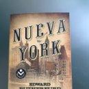 Libros: NUEVA YORK - EDWARD RUTHERFURD. Lote 159364878