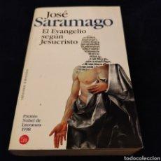 Libros: EL EVANGELIO SEGÚN JESUCRISTO, J. SARAMAGO. Lote 160405166