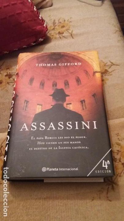 ASSASSINI - EDICION TAPAS DURAS (Libros Nuevos - Narrativa - Novela Histórica)