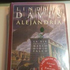 Libros: ALEJANDRIA- LINDSEY DAVIS - 2009. EDHASA. NUEVO!!!. Lote 162746754