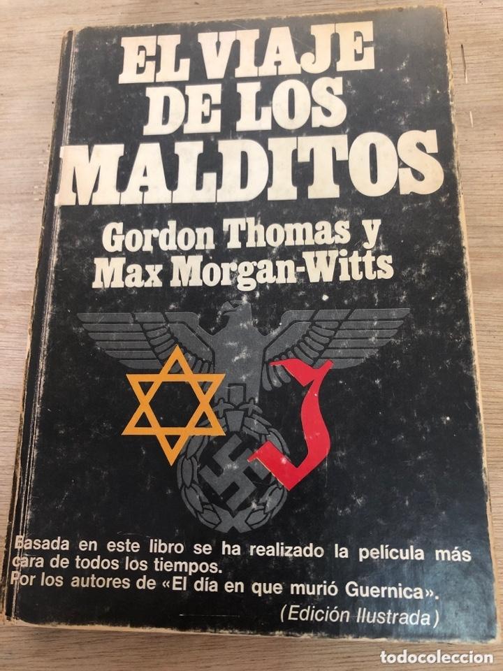 EL VIAJE DE LOS MALDITOS (Libros Nuevos - Narrativa - Novela Histórica)
