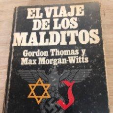 Libros: EL VIAJE DE LOS MALDITOS. Lote 172683573