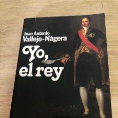 Libros: YO, EL REY. Lote 172685409
