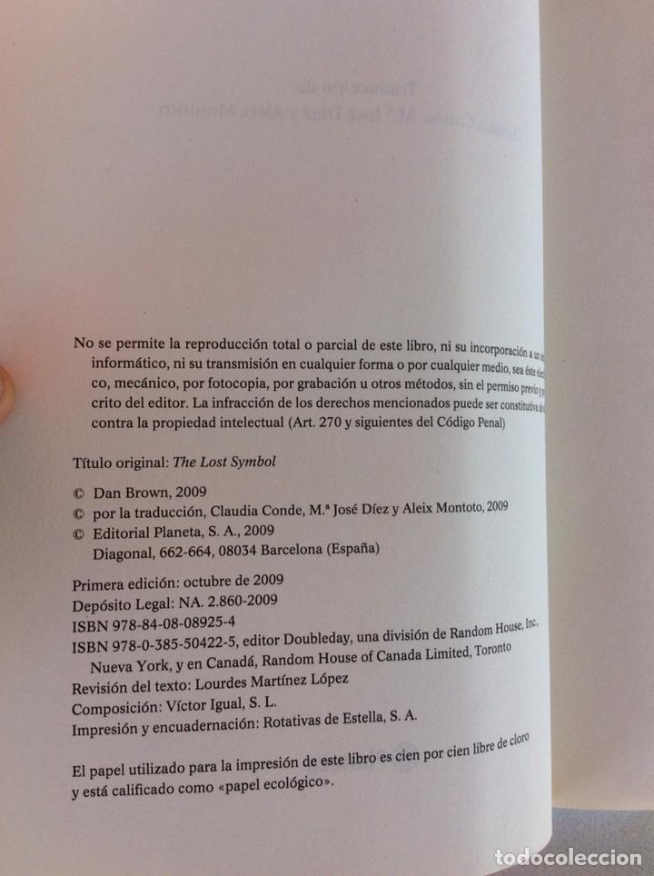 Libros: Dan Brown - Foto 2 - 176082993