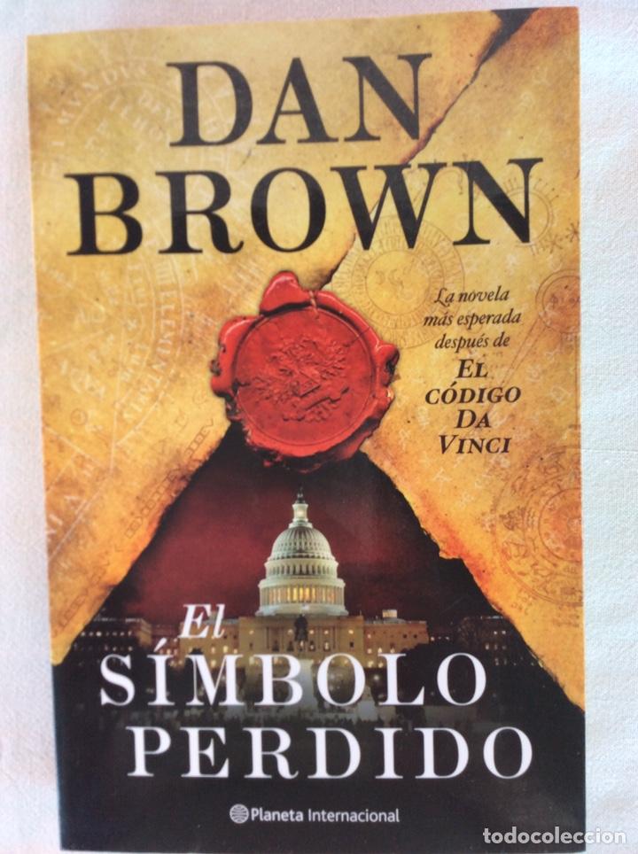 DAN BROWN (Libros Nuevos - Narrativa - Novela Histórica)