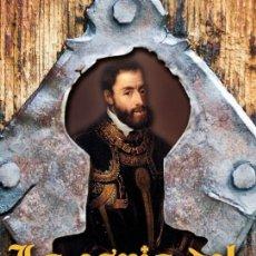 Libros: LA ESPÍA DEL EMPERADOR (LUIS TORRECILLA) GLYPHOS 2017. Lote 178969770