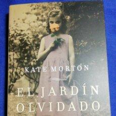 Libros: EL JARDÍN OLVIDADO. KATE MORTON. NUEVO. Lote 179050181