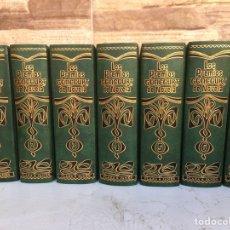 Libros: 7 TOMOS DE LOS PREMIOS DE GONCOURT DE NOVELA DE PLAZA JANES. Lote 179095816