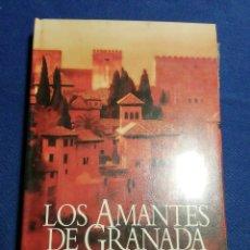 Libros: LOS AMANTES DE GRANADA. LAURENCE VIDAL. TAPA DURA. NUEVO EN EL PLÁSTICO. Lote 179099261