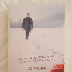 Livres: LIBRO / EL MUÑECO DE NIEVE / JO NESBO 2017. Lote 179206951