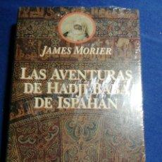 Libros: NUEVO EN EL PLÁSTICO. LAS AVENTURAS DE HADJÍ BABÁ DE ISPAHÁN. TAPA DURA. Lote 179557136