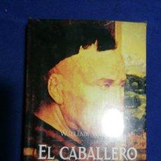 Libros: NUEVO EN EL PLÁSTICO!! EL CABALLERO DEL PUENTE. WILLIAM WATSON. TAPA DURA. Lote 180044213