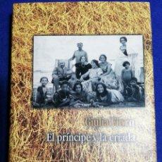Libros: EL PRÍNCIPE Y LA CRIADA. GIULIA FIORN. NUEVO. TAPA DURA.. Lote 180148137