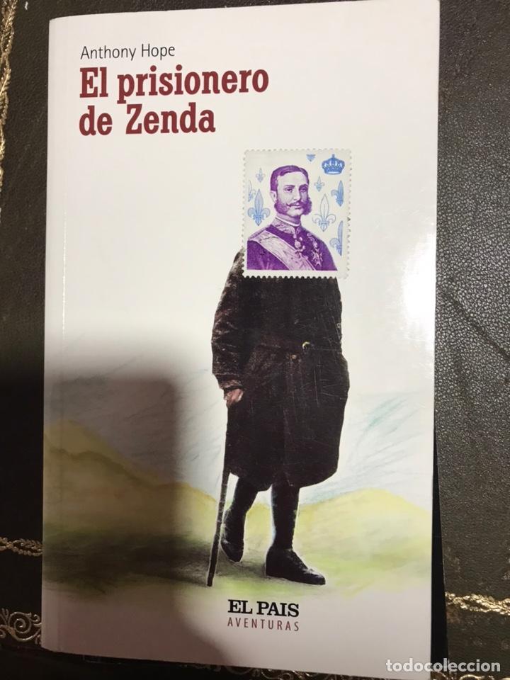 EL PRISIONERO DE ZENDA. ANTHONY HOPE (Libros Nuevos - Narrativa - Novela Histórica)