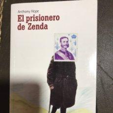 Libros: EL PRISIONERO DE ZENDA. ANTHONY HOPE. Lote 182624708