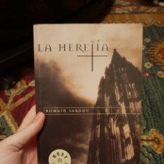 Libros: LA HEREJÍA - ROMAIN SARDOV. Lote 183028330