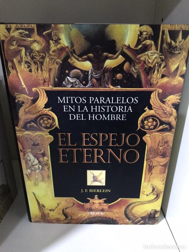EL ESPEJO ETERNO J. F. BIERLEIN (Libros Nuevos - Narrativa - Novela Histórica)