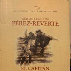 Libros: EL CAPITÁN ALATRISTE. TOMO I. Lote 186071521